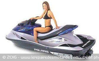 Polaris : personnal watercraft