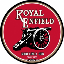 Royal Enfield, made like a gun