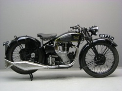 Velocette MAC (photo : DR)