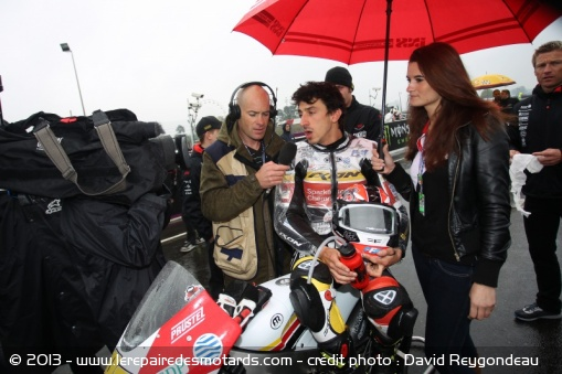 Grand Prix de France 2012 - Louis Rossi Moto3