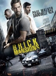 Film moto : Brick Mansions