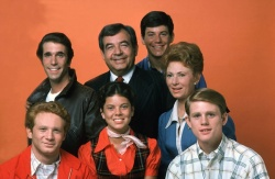 Série moto : Happy Days