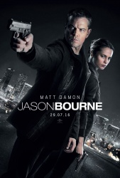 Film moto : Jason Bourne
