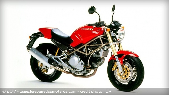 Génération Ducati Monster 'Desmodue' : la 900 originelle