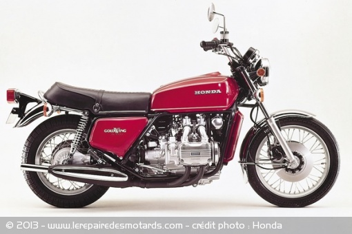 Honda Goldwing GL 1000 1975