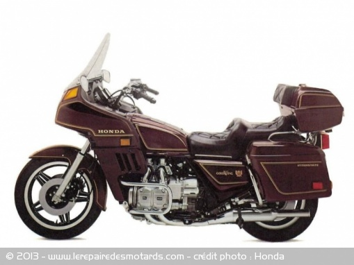 Honda Goldwing GL 1100 millésime 1981