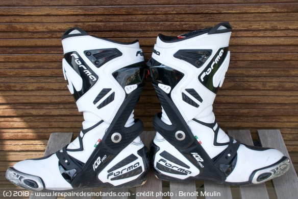 Les bottes racing Forma Ice Pro