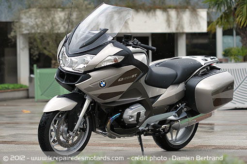selle moto bmw r1200rt id es d 39 image de moto. Black Bedroom Furniture Sets. Home Design Ideas