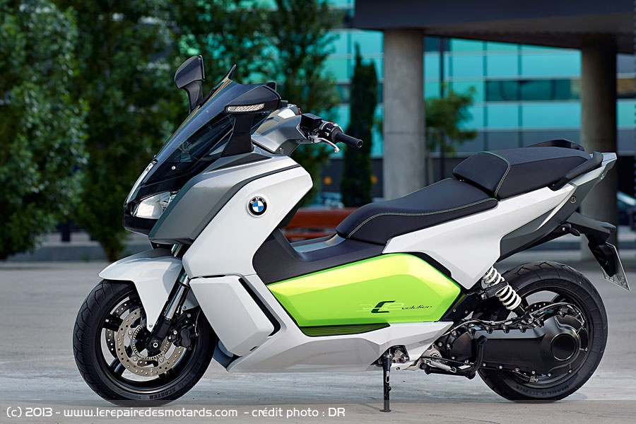 essai scooter bmw c evolution. Black Bedroom Furniture Sets. Home Design Ideas