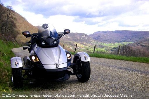 BRP Can-Am Spyder RS