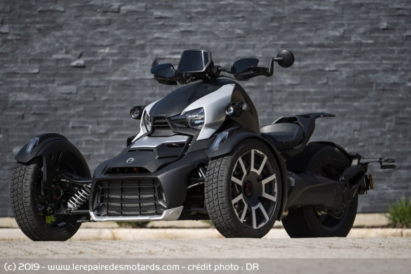 Essai du BRP Can-Am Ryker