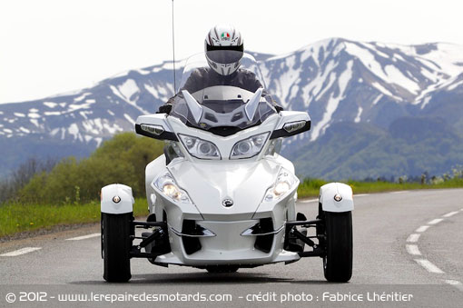 Can-Am Spyder RS et RT