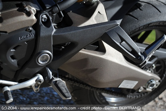 Bras oscillant Ducati Monster 821
