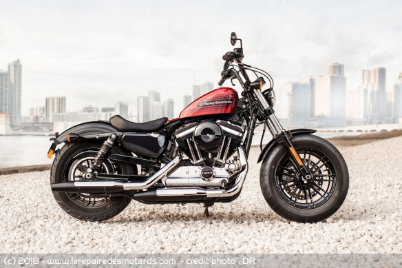 Harley-Davidson Sportster 1200 Forty-Eight Special