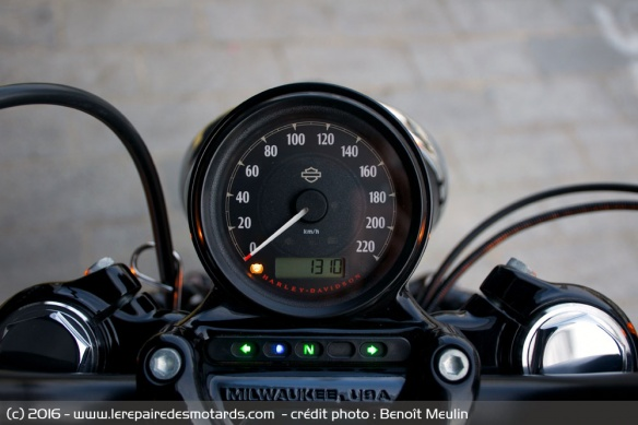 Compteur Harley-Davidson Forty-Eight