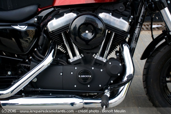 Moteur Harley-Davidson Forty-Eight