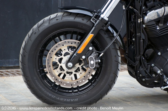 Roue avant Harley-Davidson Forty-Eight