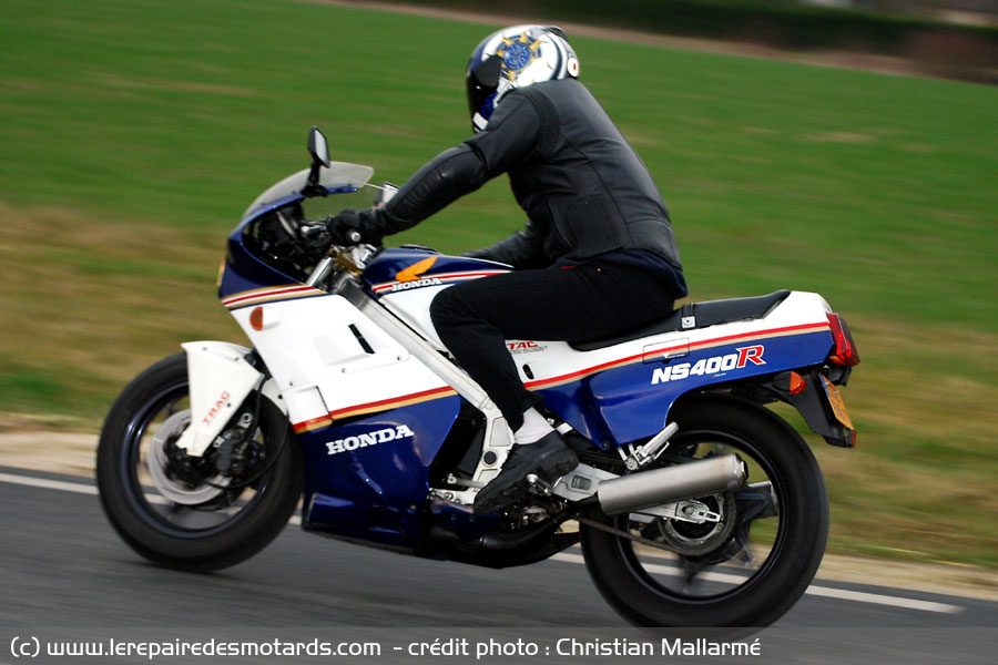 honda nsr 400 for - photo #36