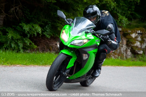 le zx3r, ou le tourist trophy au quotidien