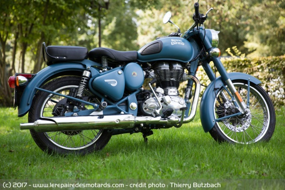 Royal Enfield Classic Euro 4