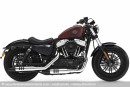 Fiche technique Harley-Davidson Forty-Eight