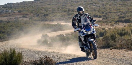 Comparo Honda CRF1100L Africa Twin et Adventure Sports