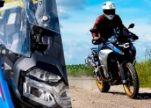 moto BMW F 850 GS Adventure