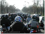 50,000 Bikers on the loose