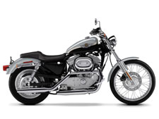 Harley Davidson Custom 53 100Th