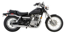 Honda CA Rebel 96->