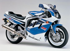 Suzuki GSX-R Ie 20Th