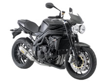 Triumph Speed Triple Ie All Black
