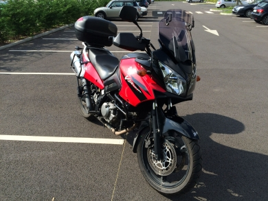 Photo vente Suzuki V Strom   650