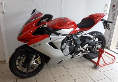 Photo vente MV Agusta F3   695