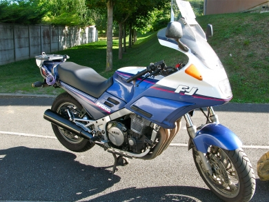Photo vente Yamaha FJ  1200