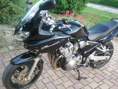 Photo vente Suzuki Bandit 600 S    600