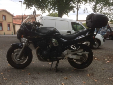Photo vente Suzuki Bandit S   1200
