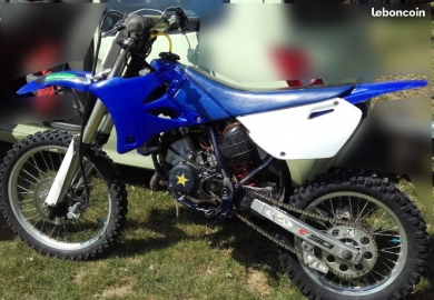 Photo vente Yamaha YZ  80