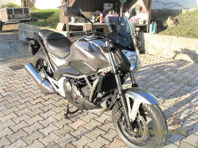 Photo vente Honda NC 700 S ABS   700