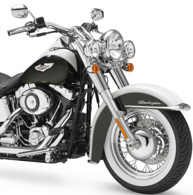 Photo vente  Harley Deluxe  1600