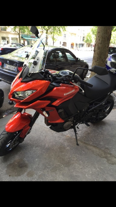Photo vente Kawasaki Versys Tourer   1000