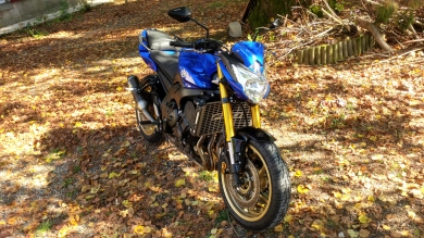 Photo vente Yamaha FZ8  800