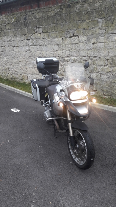Photo vente BMW GS   1200
