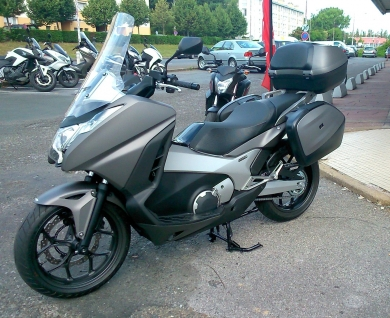 Photo vente Honda Integra    750