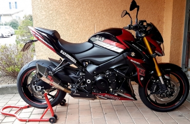 Photo vente Suzuki GSXS  1000