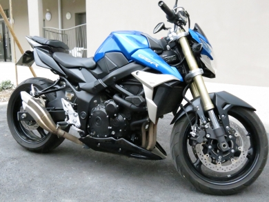Photo vente Suzuki GSR  750
