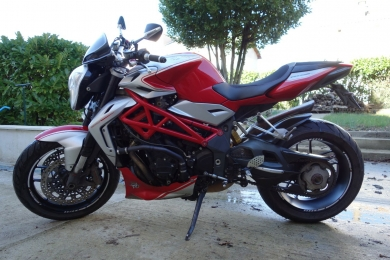 Photo vente MV Agusta Brutale   1100
