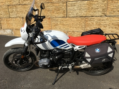 Photo vente BMW NINE T Urban GS 1200