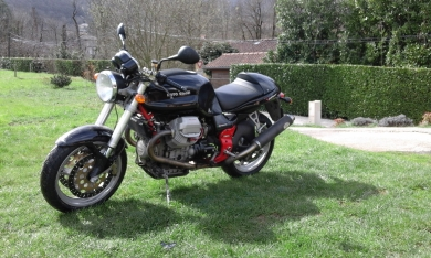Photo vente Guzzi V11 Sport  1100