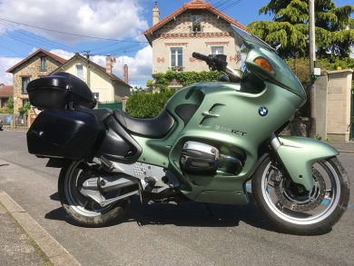 Photo vente BMW R850rt  850
